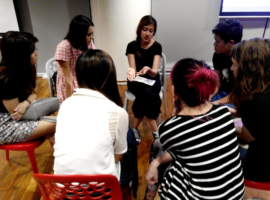 #LepakInSG with Dorothy Ng of Futures Centres by Forum For The Future: Social Media Tips for Civil Society Peeps