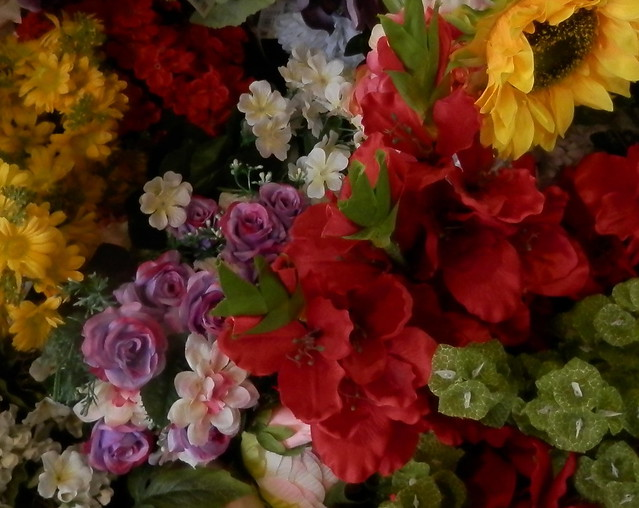Flores de chino copia