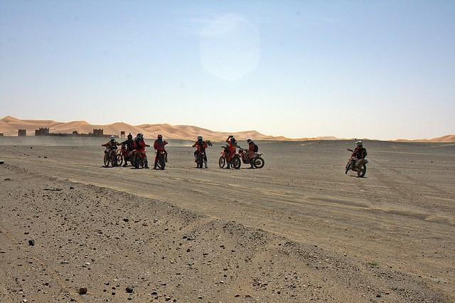 Aventura Marruecos 2016
