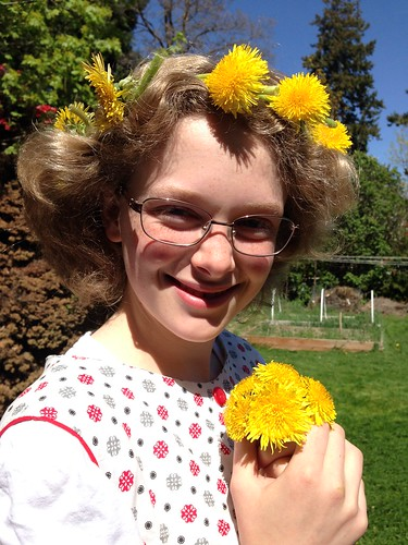Dandelion princess