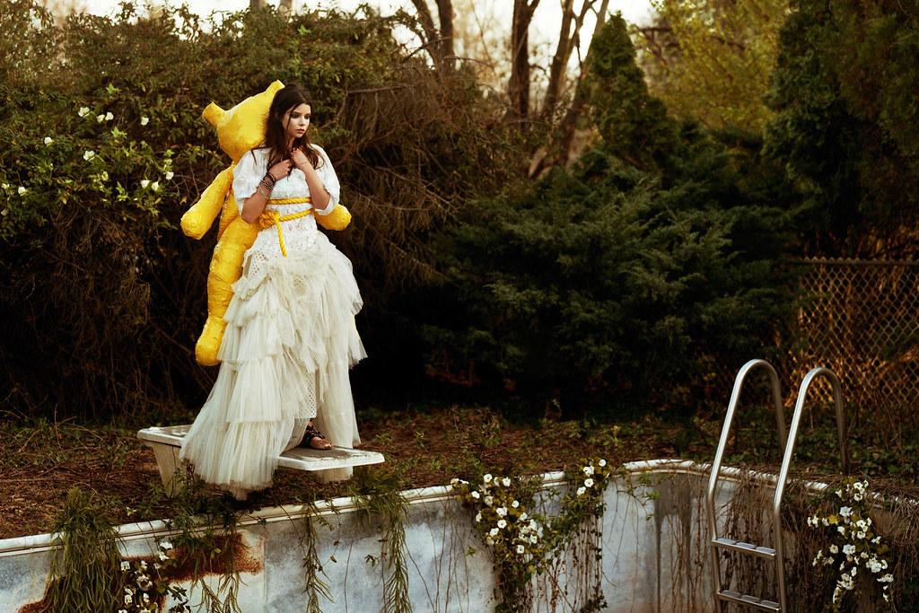 Аня Тейлор-Джой — Фотосессия для «AnOther» 2016 – 1