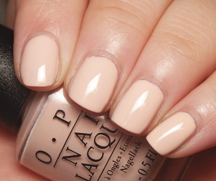 OPI Soft Shades 2016 Stop I'm Blushing!