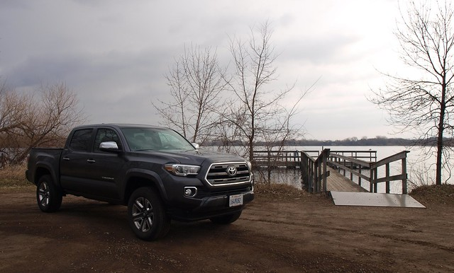 2016 Toyota Tacoma Limited Double Cab 4x4