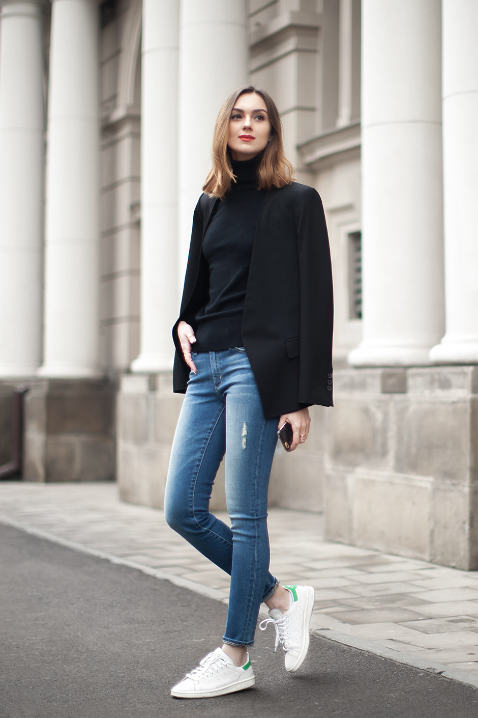 4 ways to wear skinny jeans this spring � fashion agony