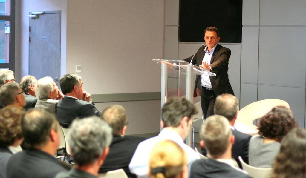 Laurent FIARD (Président du MEDEF Lyon-Rhône)