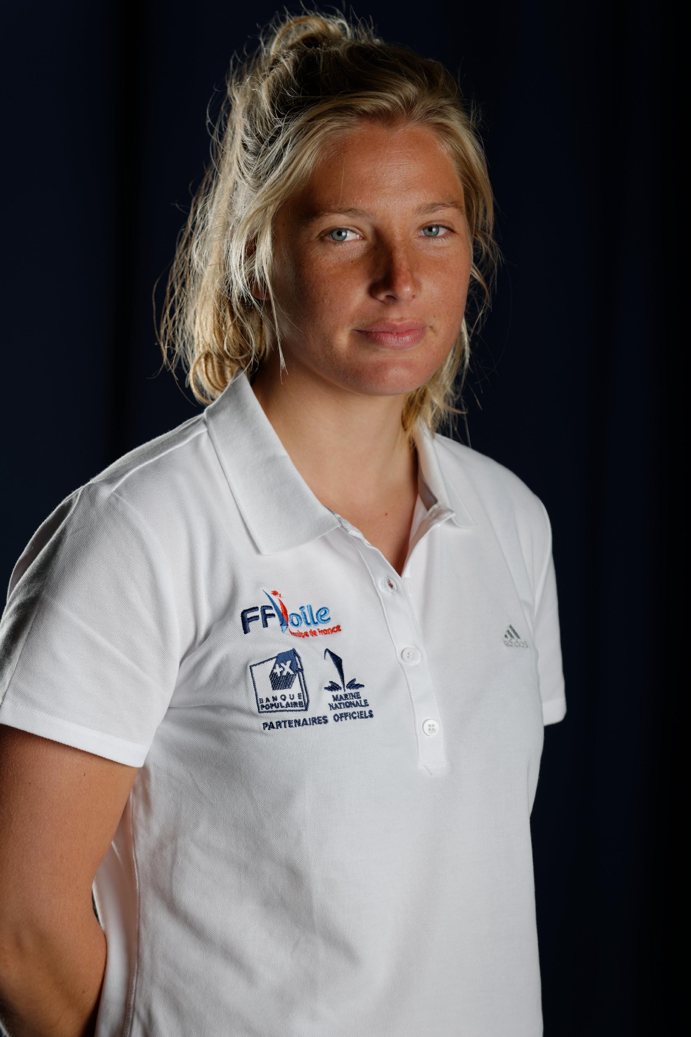 Mathilde de Kérangat/Laser Radial ©F. Socha-FFVoile