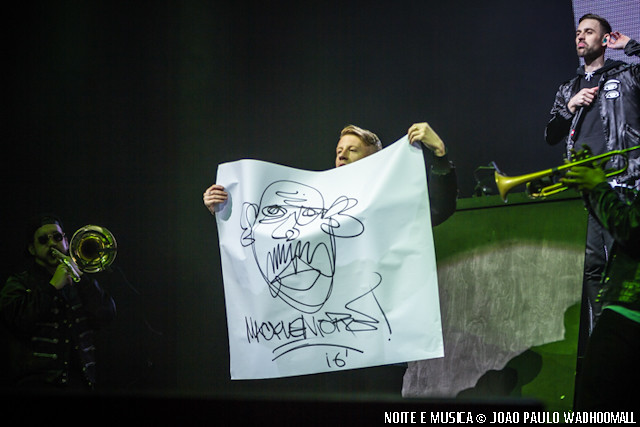 Macklemore & Ryan Lewis - MEO Arena '16