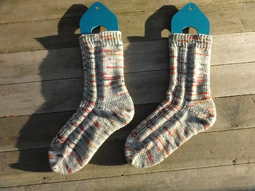 Dead Simple Lace Socks