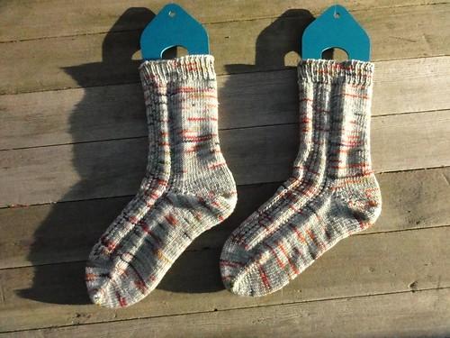 Dead Simple Lace Socks