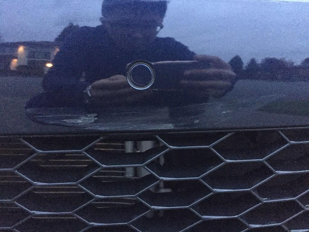 VWVortex com - Blind spot detection/Rear traffic alert malfunction?!