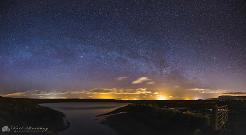 longexposure nightphotography sky lake water canon reflections way stars nightscape ngc astrophotography northernireland nightsky tamron milky ulster milkyway loughfoyle countyderry myroe canon6d tamronsp1530mmf28divcusd