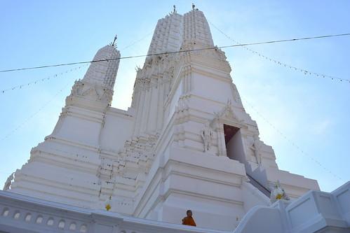 Wat Mahathat Worawihan - Phetchaburi, Thailand