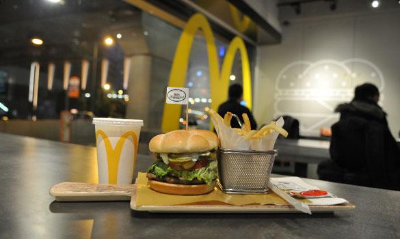 McDonald's Next
