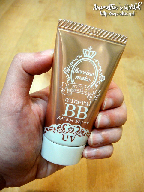 Heroine Make Mineral BB Cream