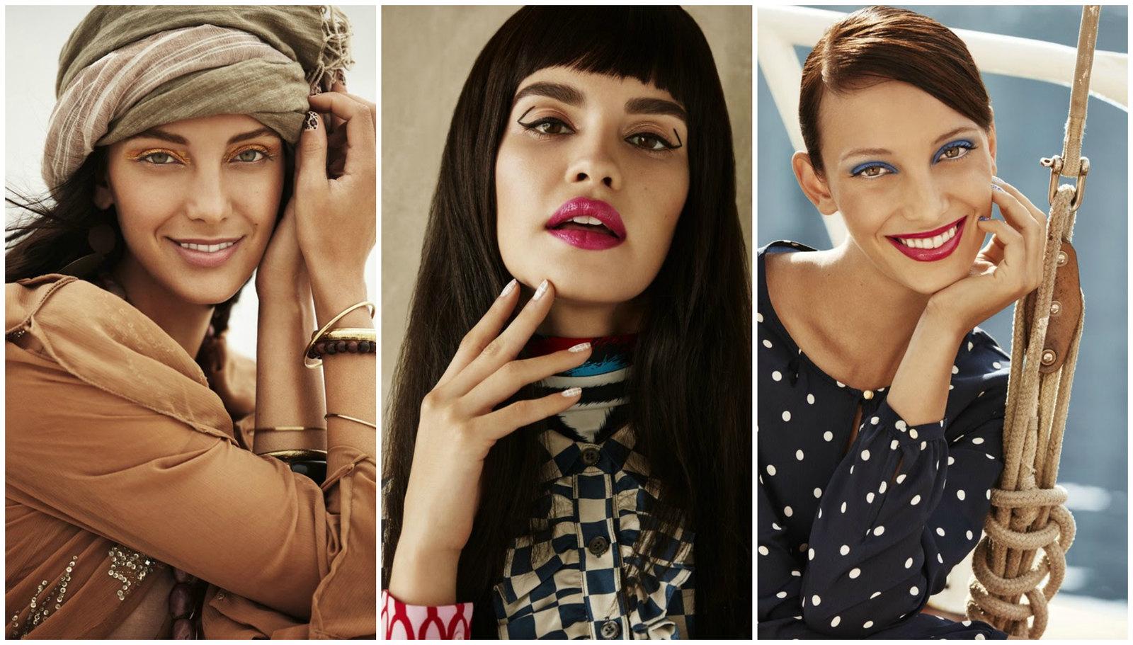 Oriflame makeup trends