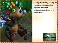 Bliensen - Dragonbaby Uthgar