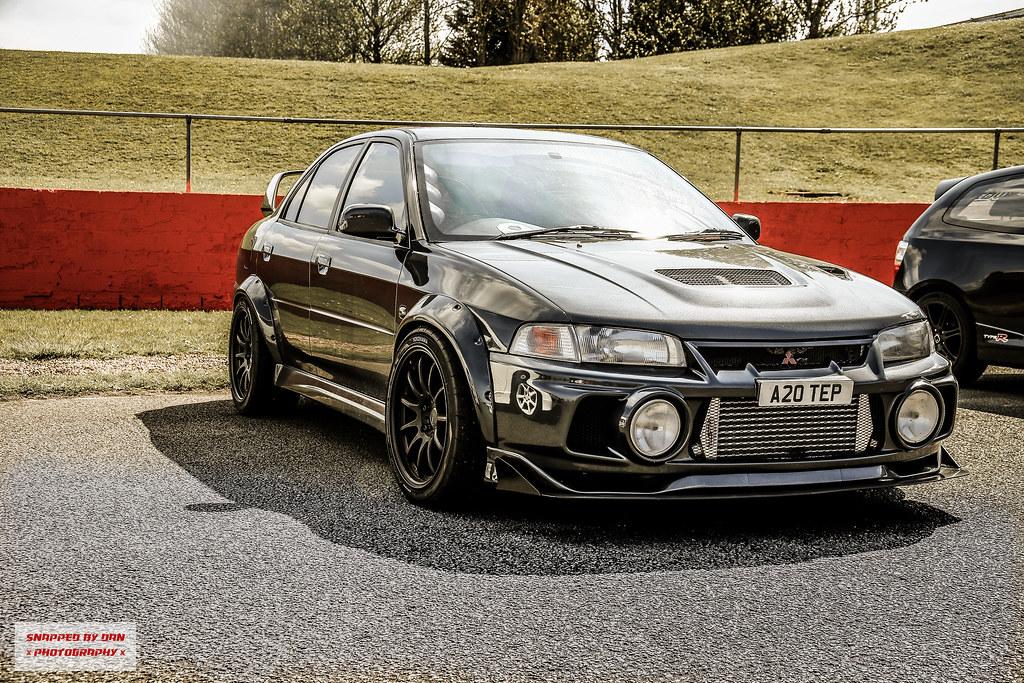 Mitsubishi Evolution IV