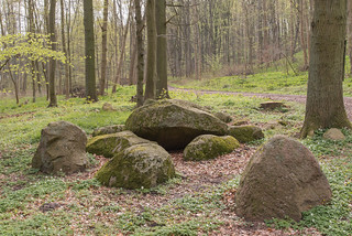 Großsteingrab aus der Jungsteinzeit
