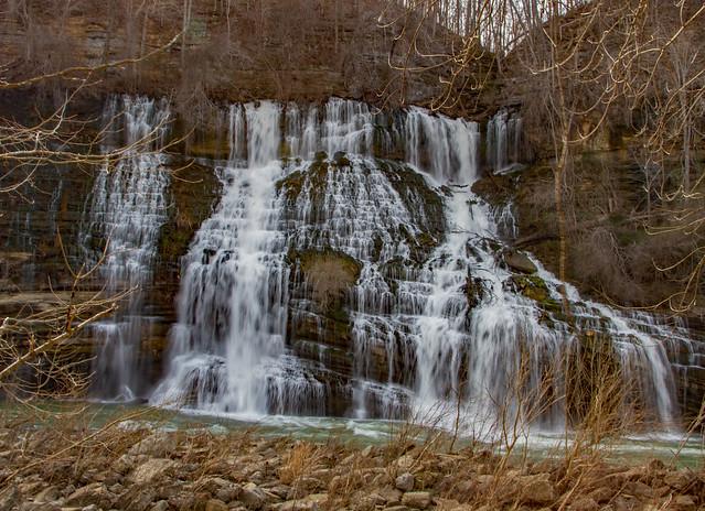 Twin Falls: Rock Island State Park