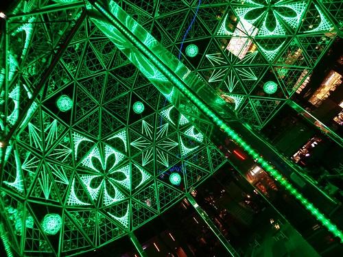 Galaxy Dome Tokyo Dome City Winter Illumination 2015 03