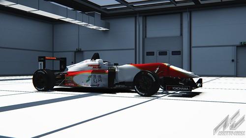 Dallara F312 - Ocon - Theodore Racing - Macau F3 GP 2014 - Assetto Corsa (6)