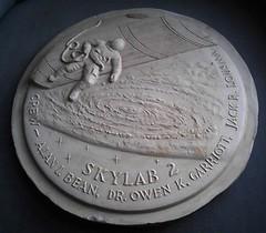 Skylab II plaster