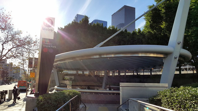 L.A. Metro Civic Center/Grand Park Station