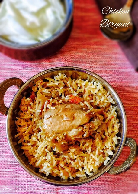Easy Chicken Biryani Recipe for Toddlers and Kids3