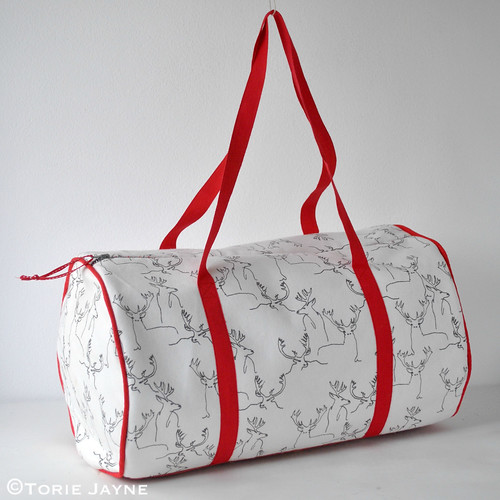 db835fc616 Duffel Bag Sewing Tutorial
