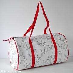 JJ's handmade duffell bag 1