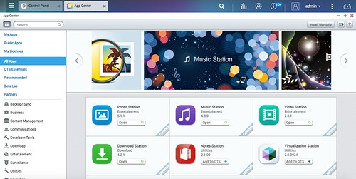 หากอยากใช้เป็นมากกว่าแค่ Home Media Player ก็สามารถดาวน์โหลดแอปมาเสริมได้