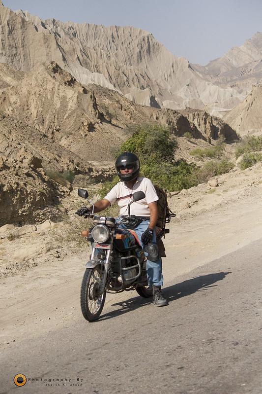 Trip to Cave City (Gondhrani) & Shirin Farhad Shrine (Awaran Road) on Bikes - 24086826331 a9e7d78243 c