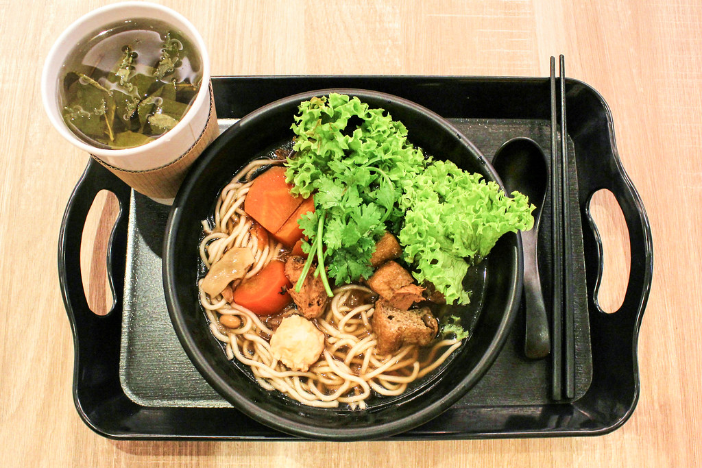 Lunch Places in Raffles Place: GreenDot