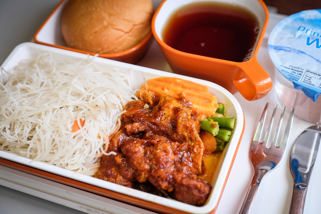 SilkAir Flight Tips: Eat your hearts out