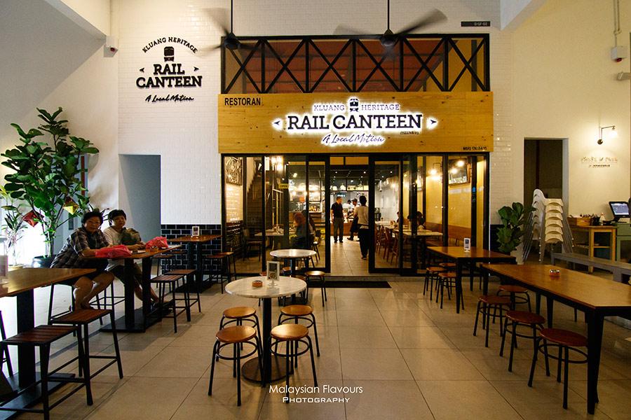 Rail Canteen Sunway Nexis Kota Damansara