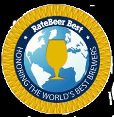 Best Beers of 2015 (RateBeer)