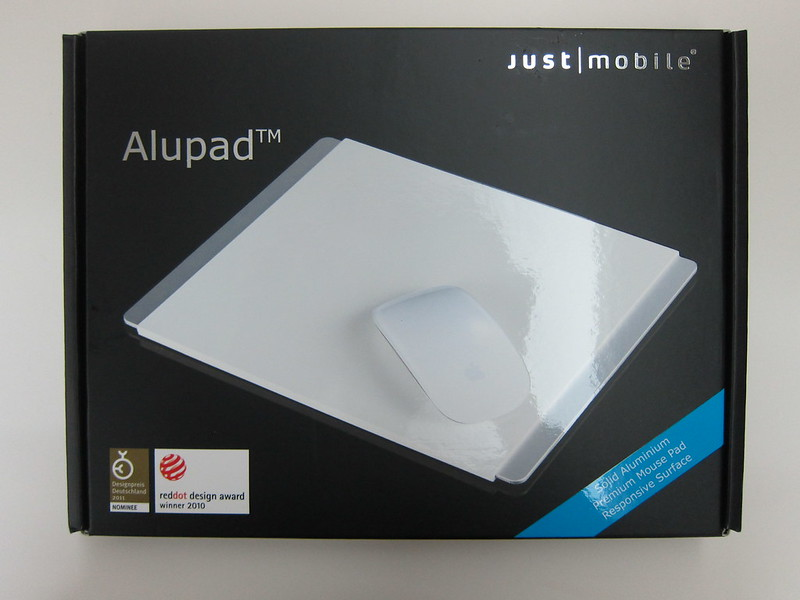 Just Mobile Alupad - Box Front