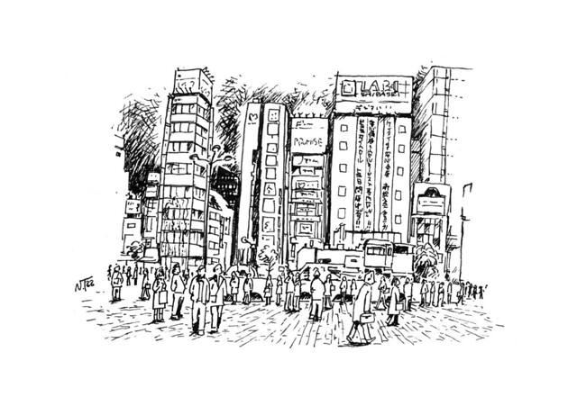 「新橋SL広場」(東京都港区新橋)