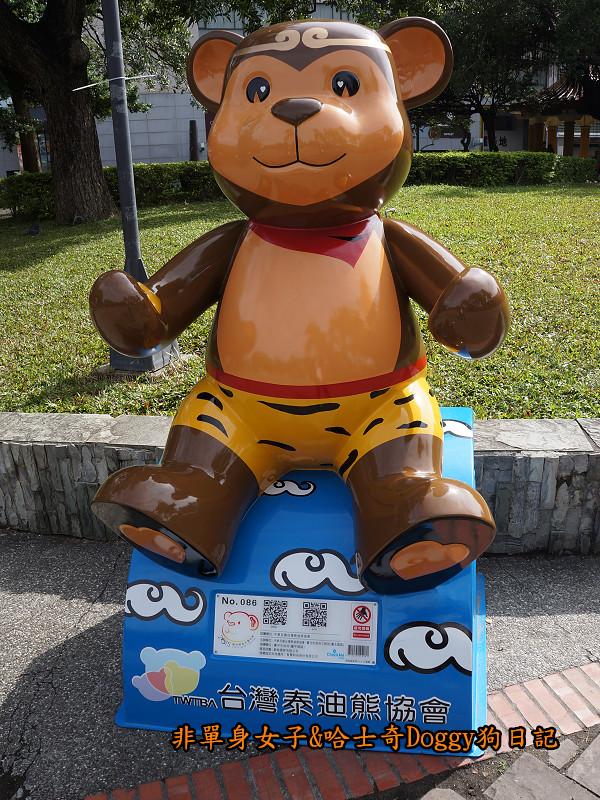 台中公園泰迪熊樂活熊嘉年華58
