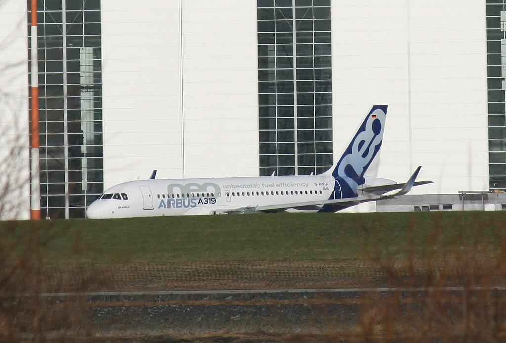 D-AVWA - A19N - Airbus