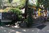 Santiago - La Chascona backyard