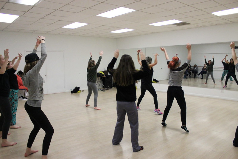 Teen girls in rehab program take on Zumba! thumbnail