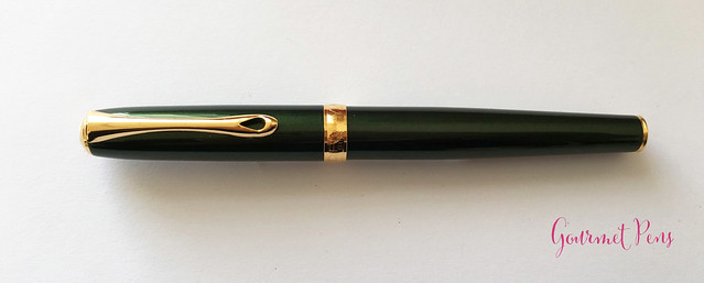 Review Diplomat Excellence A Evergreen GT Fountain Pen @AppelboomLaren (3)