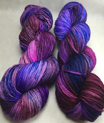 Kim Dyes Yarn 3