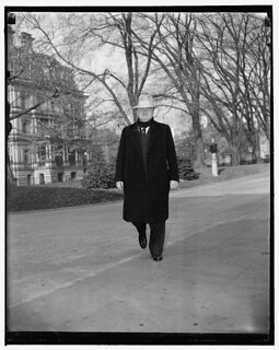 Lewis visits Roosevelt at the White House: 1939 | by Washington Area Spark
