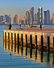 Good Morning #Doha #Qatar 📷👤@nashplateful TAG Your Awesome Photos #Qatarism