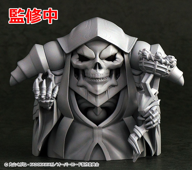 Nendoroid Ainz Ooal Gown (OVERLORD)