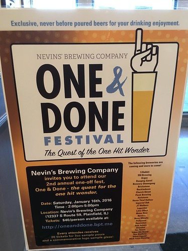 One & Done Beer Festival