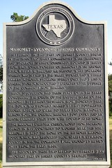 Photo of Black plaque number 21880