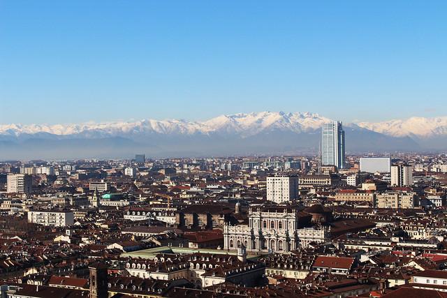 Turin vue zoom